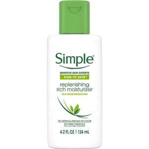 Simple Rich Moisturizer